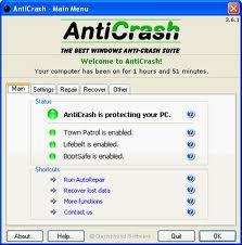 Windows Anticrashes Utility