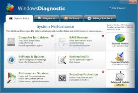 Windows Diagnostic