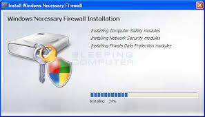 Windows Necessary Firewall